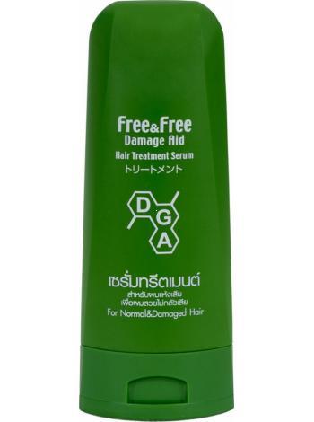 Кодиционер Lion Free&Free против выпадения нормальных и поврежденных волос 180мл