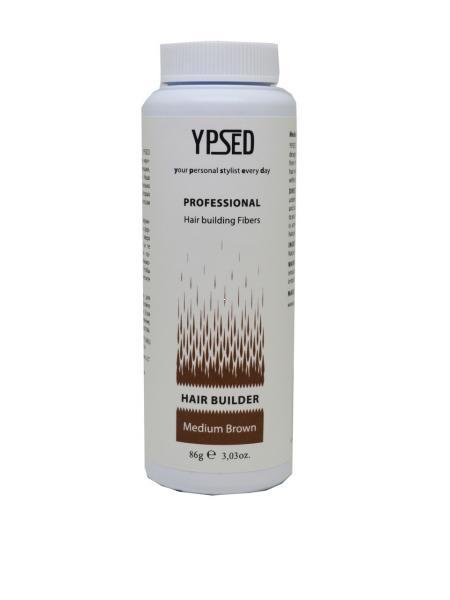 Загуститель для волос Ypsed Professional 86 гр Medium Brown