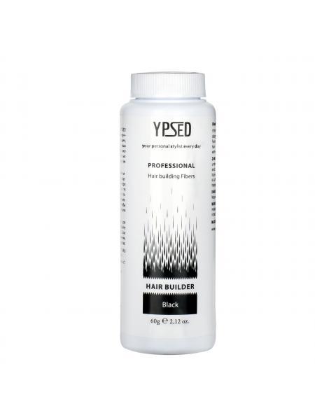 Загуститель для волос Ypsed Professional 60 гр Black