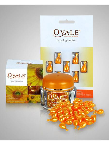 Ovale Essential Vitamin Face Lightening