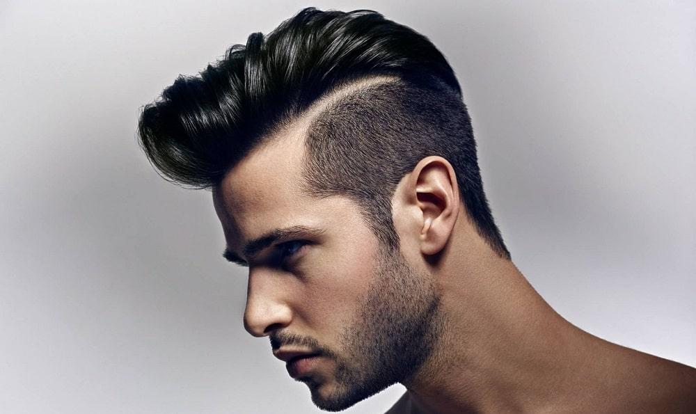мужской стайлинг волос